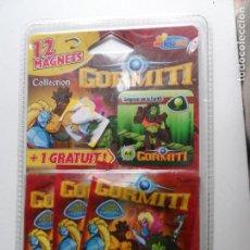 Figuras y Muñecos Gormiti: GORMITI 12 MAGNETS COLECCIÓN. . Lote 124408055