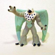 Figuras y Muñecos Gormiti: FIGURA EN GOMA - GORMITI . Lote 144577058
