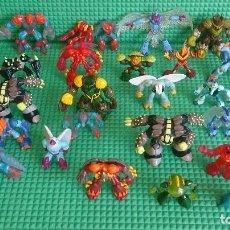 Figuras y Muñecos Gormiti - LOTE FIGURAS GORMITI - 147893626