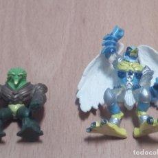 Figuras y Muñecos Gormiti: GORMITI: MUÑECOS Y CARTAS. Lote 150499358