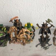 Figuras y Muñecos Gormiti: GORMITIS. Lote 151500250