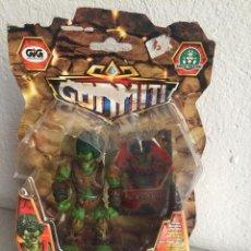 Figuras y Muñecos Gormiti: GORMITI . Lote 151663050