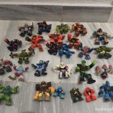 Figuras y Muñecos Gormiti: GRAN LOTE 25 GORMITI - FIGURAS PVC - GIOCHI - COLECCION. Lote 155948886