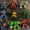 Figuras y Muñecos Gormiti: GORMITI 9 FIGURAS. Lote 160260049