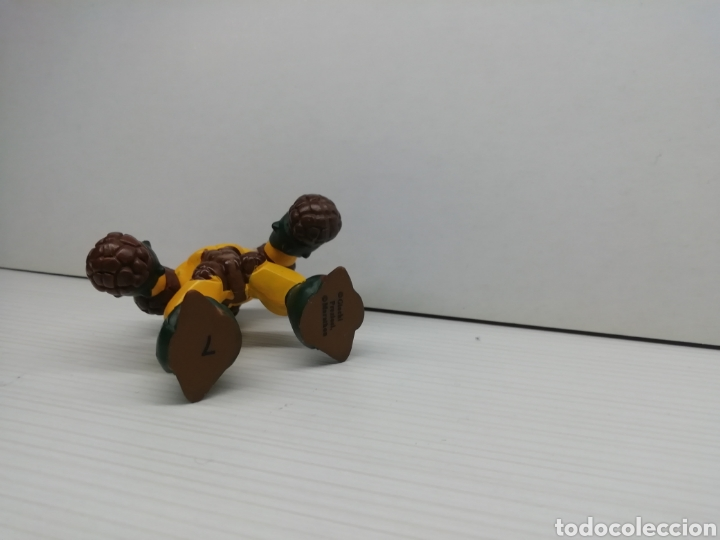 Figuras y Muñecos Gormiti: Figura Gormiti.. Serie Cartoon.. Tierra... Giochi preziosi... - Foto 3 - 160322586