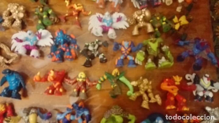 Figuras y Muñecos Gormiti: MAS DE 100 GORMITIS, LOS 7 PRIMEROS NÚMEROS DE LA REVISTA GORMITI ,AGENDA 2009 ,CARTERA Y 76 CARTAS - Foto 43 - 34747758
