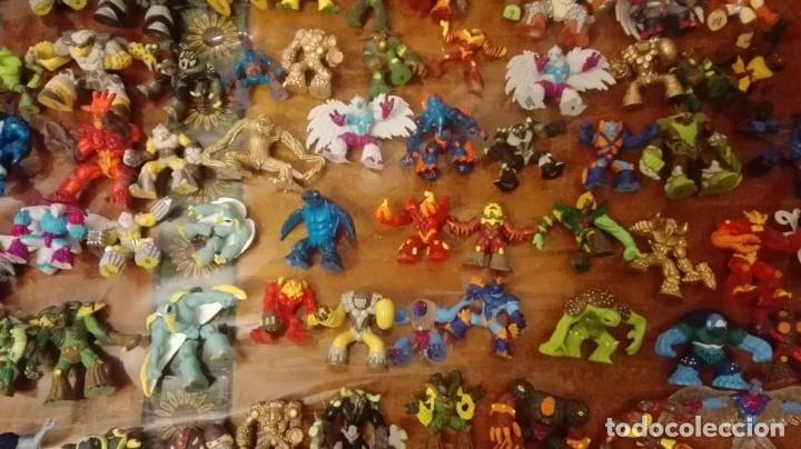 Figuras y Muñecos Gormiti: MAS DE 100 GORMITIS, LOS 7 PRIMEROS NÚMEROS DE LA REVISTA GORMITI ,AGENDA 2009 ,CARTERA Y 76 CARTAS - Foto 50 - 34747758