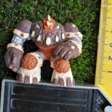 Figuras y Muñecos Gormiti: MUÑECO DE GOMA GORMITI O SIMILARA . VER FOTOS, COPIAR MISMO TITULO Y VER MUCHOS MAS OFERTA POR LOTES. Lote 167706932