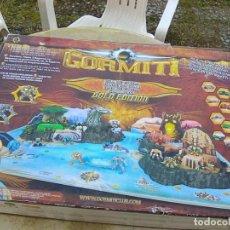 Figuras y Muñecos Gormiti: GORMITI - ISLA DE GORM - GOLD EDITION - ESCENARIOS Y DIORAMAS -. Lote 168091168