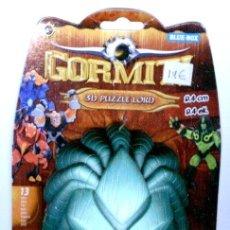 Figuras y Muñecos Gormiti: GORMITI LUCAS 3D PUZZLE LORD. Lote 179056041