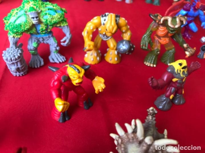 Figuras y Muñecos Gormiti: Lote gormiti 2017 variado dinosaurios y 7 maraton media 25 total gormiti buen estado ver fotos - Foto 6 - 181179013