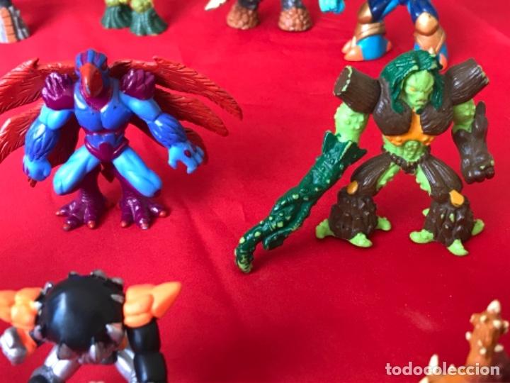 Figuras y Muñecos Gormiti: Lote gormiti 2017 variado dinosaurios y 7 maraton media 25 total gormiti buen estado ver fotos - Foto 11 - 181179013