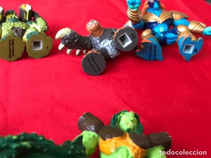 Figuras y Muñecos Gormiti: Lote gormiti 2017 variado dinosaurios y 7 maraton media 25 total gormiti buen estado ver fotos - Foto 14 - 181179013