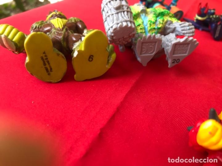 Figuras y Muñecos Gormiti: Lote gormiti 2017 variado dinosaurios y 7 maraton media 25 total gormiti buen estado ver fotos - Foto 22 - 181179013
