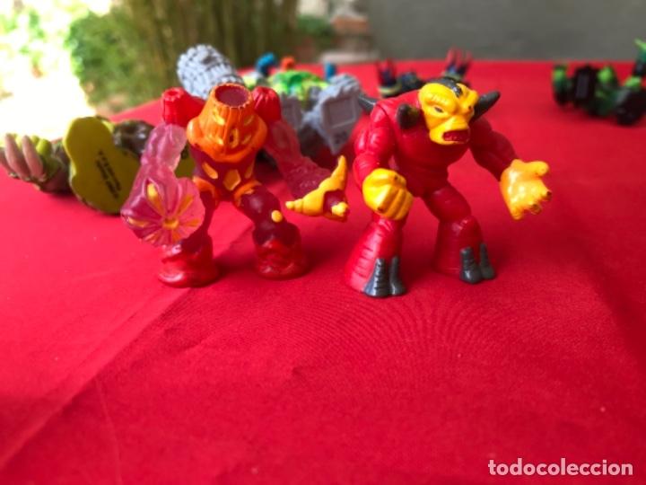 Figuras y Muñecos Gormiti: Lote gormiti 2017 variado dinosaurios y 7 maraton media 25 total gormiti buen estado ver fotos - Foto 23 - 181179013