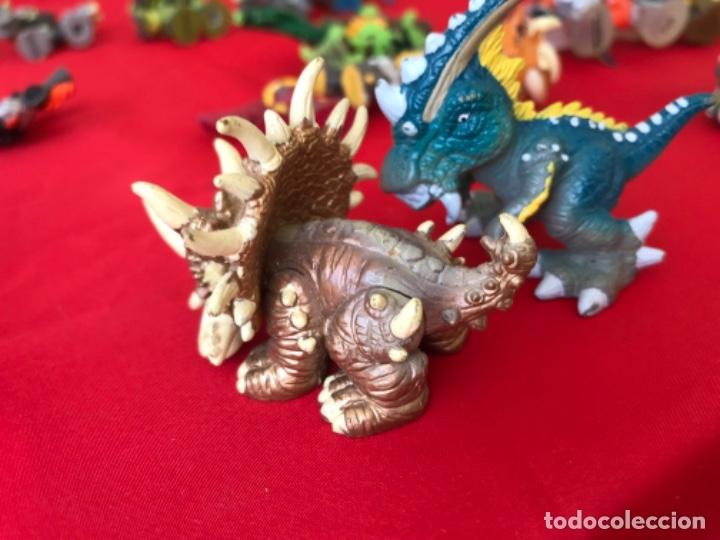 Figuras y Muñecos Gormiti: Lote gormiti 2017 variado dinosaurios y 7 maraton media 25 total gormiti buen estado ver fotos - Foto 36 - 181179013