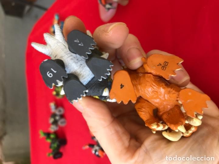Figuras y Muñecos Gormiti: Lote gormiti 2017 variado dinosaurios y 7 maraton media 25 total gormiti buen estado ver fotos - Foto 38 - 181179013