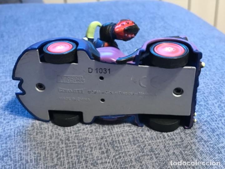 Figuras y Muñecos Gormiti: Gormiti mondo motors 2010 giochi preziosi marathon gormiti coche - Foto 4 - 183297177