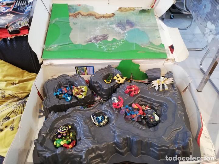 Figuras y Muñecos Gormiti: Caja Isla de Gorm - Foto 2 - 186345232