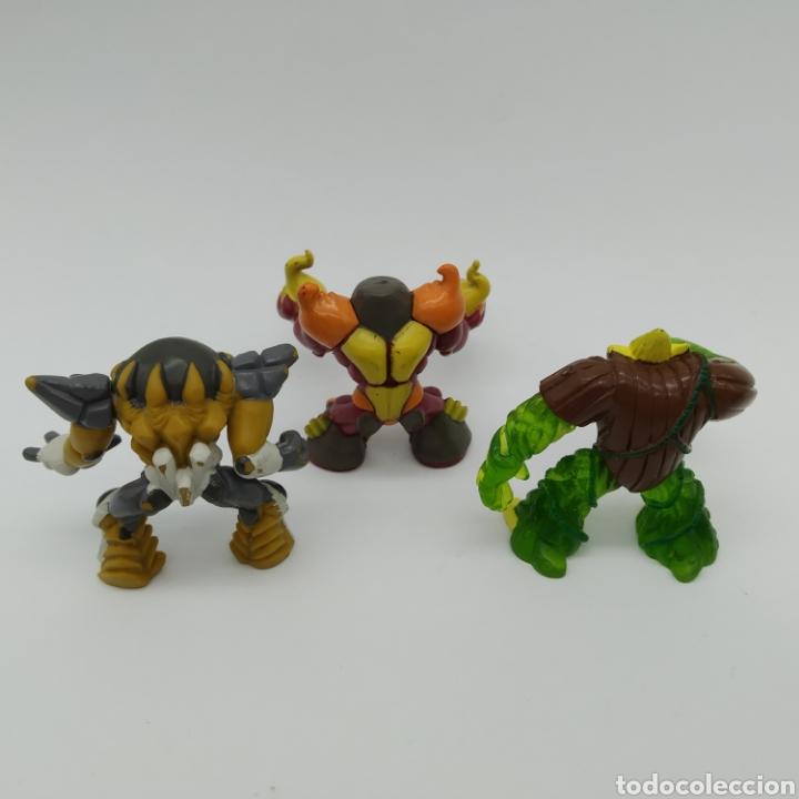 Figuras y Muñecos Gormiti: Lote de 7 Gormiti de GIOCHI PREZIOSI - Foto 7 - 198761368