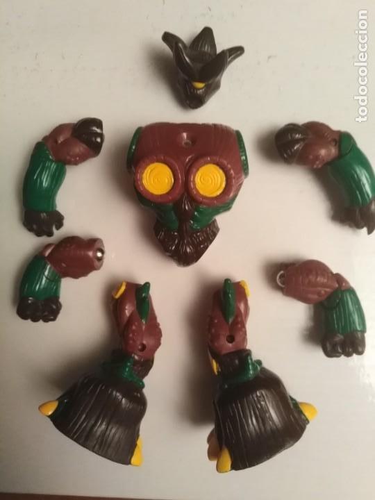 Figuras y Muñecos Gormiti: Lote de muñecos Gormiti - Foto 4 - 198771967