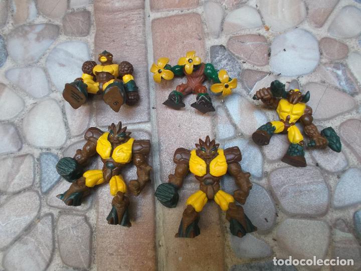 Figuras y Muñecos Gormiti: lote de 19 gormitis, mirar fotos - Foto 3 - 204648567