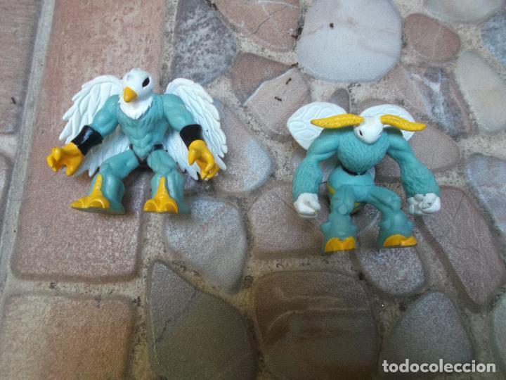 Figuras y Muñecos Gormiti: lote de 19 gormitis, mirar fotos - Foto 4 - 204648567