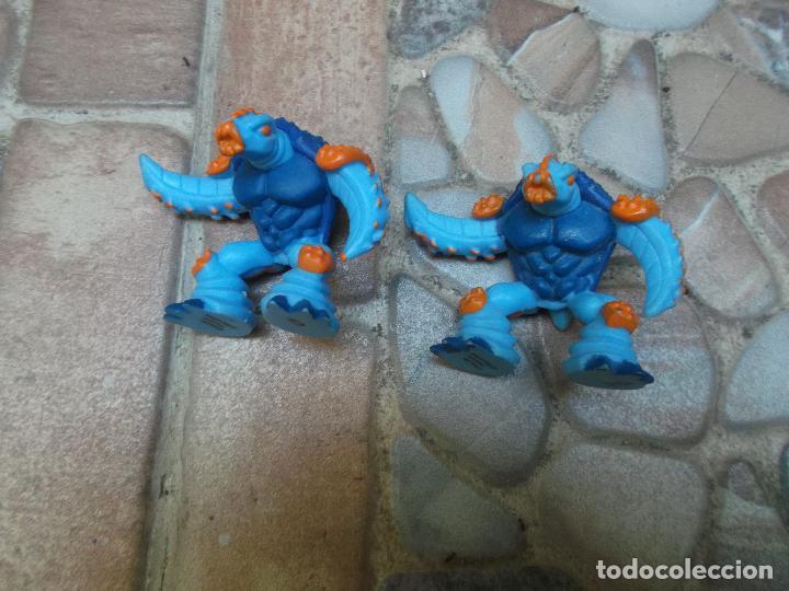 Figuras y Muñecos Gormiti: lote de 19 gormitis, mirar fotos - Foto 5 - 204648567
