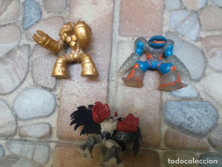 Figuras y Muñecos Gormiti: lote de 19 gormitis, mirar fotos - Foto 8 - 204648567