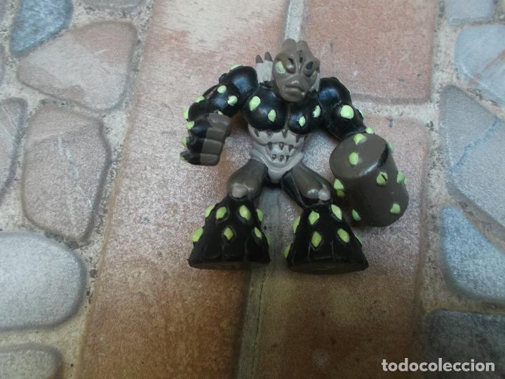 Figuras y Muñecos Gormiti: lote de 19 gormitis, mirar fotos - Foto 9 - 204648567