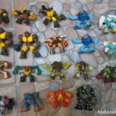 Figuras y Muñecos Gormiti: LOTE DE 19 GORMITIS, MIRAR FOTOS. Lote 204648567