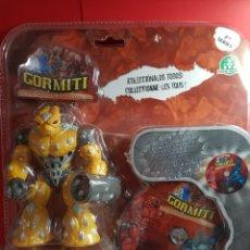Figuras y Muñecos Gormiti: GORMITI GHEOS 12CM THE MAGNETICS. Lote 205143566
