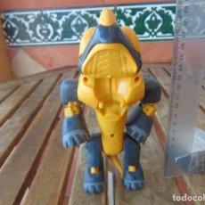 Figuras y Muñecos Gormiti: FIGURA EN PLÁSTICO O GOMA DE GORMITI NECESITA LIMPIEZA. Lote 206327521