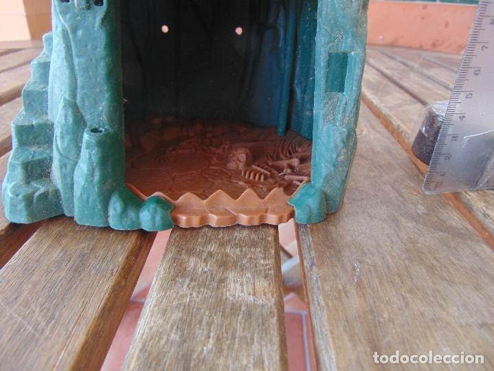 Figuras y Muñecos Gormiti: FIGURA EN PLÁSTICO O GOMA DE GORMITI NECESITA LIMPIEZA - Foto 3 - 206327651