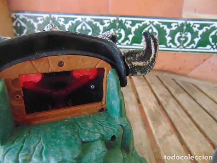Figuras y Muñecos Gormiti: FIGURA EN PLÁSTICO O GOMA DE GORMITI NECESITA LIMPIEZA - Foto 5 - 206327651