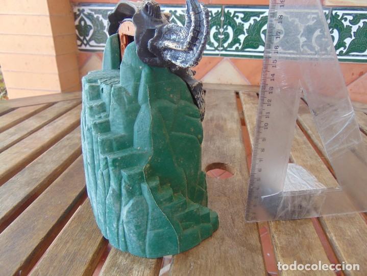Figuras y Muñecos Gormiti: FIGURA EN PLÁSTICO O GOMA DE GORMITI NECESITA LIMPIEZA - Foto 7 - 206327651