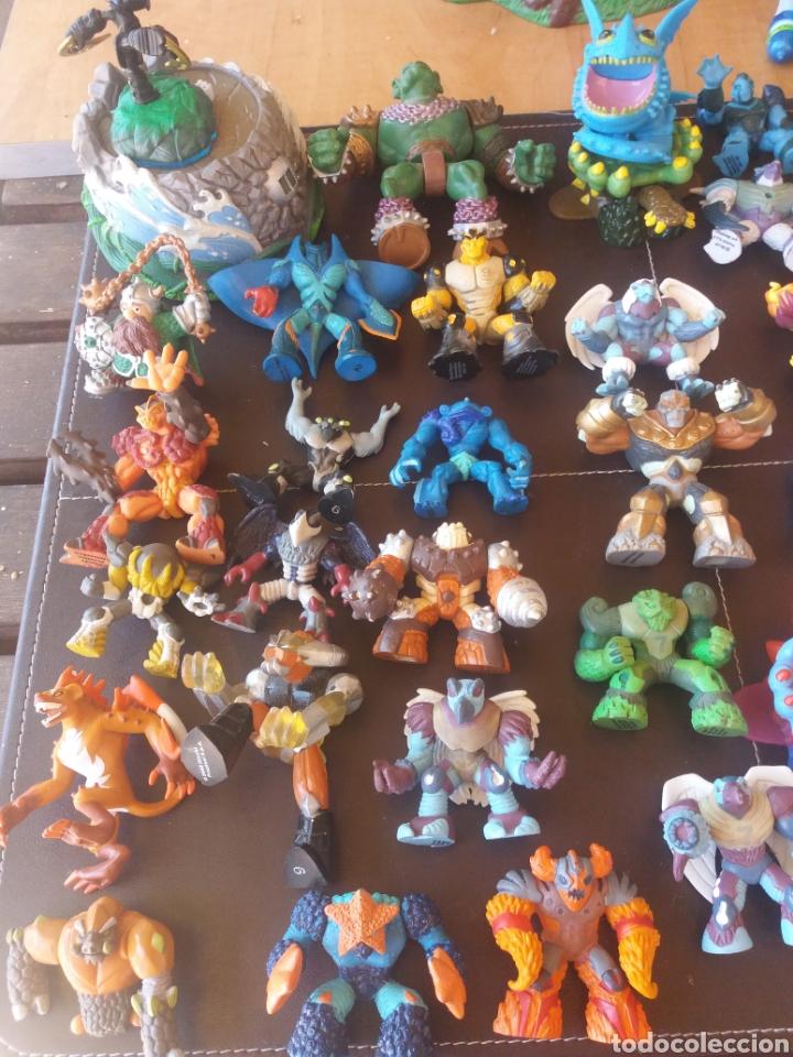 Figuras y Muñecos Gormiti: Figuras gormiti y la casa el refugio del bosque - Foto 2 - 214991565