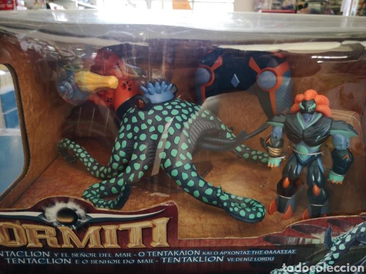 Figuras y Muñecos Gormiti: Gormiti Tentaclion y el señor del mar a estrenar - Foto 2 - 216659767