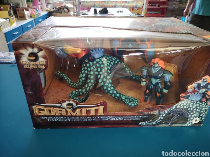 Figuras y Muñecos Gormiti: Gormiti Tentaclion y el señor del mar a estrenar - Foto 3 - 216659767