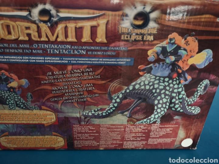 Figuras y Muñecos Gormiti: Gormiti Tentaclion y el señor del mar a estrenar - Foto 5 - 216659767
