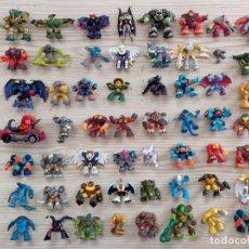 Figuras y Muñecos Gormiti: LOTE 56 FIGURAS GORMITI. Lote 225874970