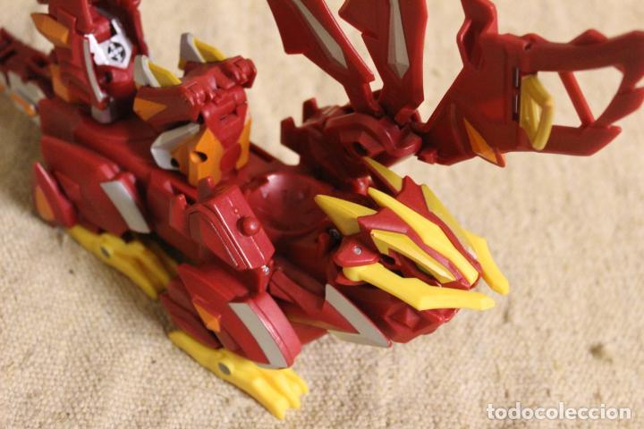 Figuras y Muñecos Gormiti: dragon gormiti - Foto 3 - 228171602