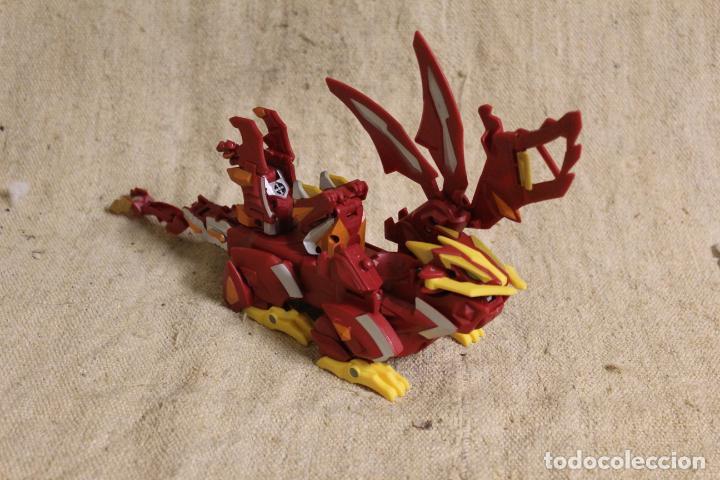 DRAGON GORMITI (Juguetes - Figuras de Acción - Gormiti)