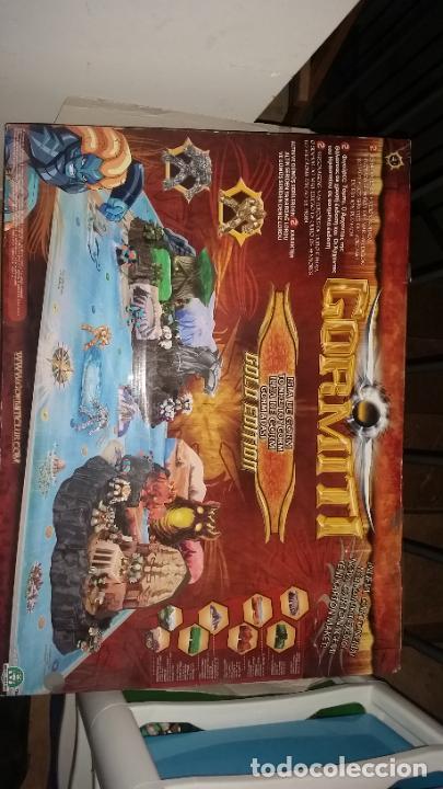 Figuras y Muñecos Gormiti: ENORME LOTE GORMITIS + ACCESORIOS + ISLA DE GORM GOLD EDITION EN CAJA - Foto 12 - 239515870
