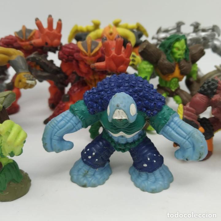 Figuras y Muñecos Gormiti: Lote de 16 Gormiti de GIOCHI PREZIOSI - Foto 6 - 240455225