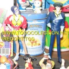 Figuras y Muñecos Manga: COWBOY BEBOP 3 FIGURITAS BANDAI MANGA ANIME BY RECORTITOS VPA. Lote 17069402