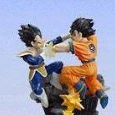 Figuras y Muñecos Manga: DRAGON BALL BOLA DE DRAGON GAHPOON DE VEJETA Y GOKUH. Lote 11526137