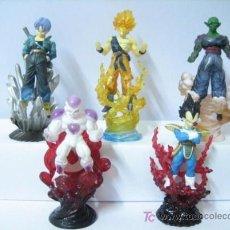 Figuras y Muñecos Manga: DRAGON BALL EN ACCION/ FAMILIA DE 5 UNIDADES.. Lote 27101529
