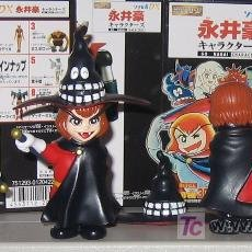 Figuras y Muñecos Manga: GO NAGAI CHARACTERS DX BANDAI MAZINGER Z DORORON ENMA KUN MANGA ANIME BY RECORTITOS. Lote 58090373