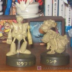 Figuras y Muñecos Manga: DRAGON BALL BOLA DE DRAGON FIGURITAS LUNCH LANGE ROBOT RED RIBBON RECORTITOS. Lote 11951987